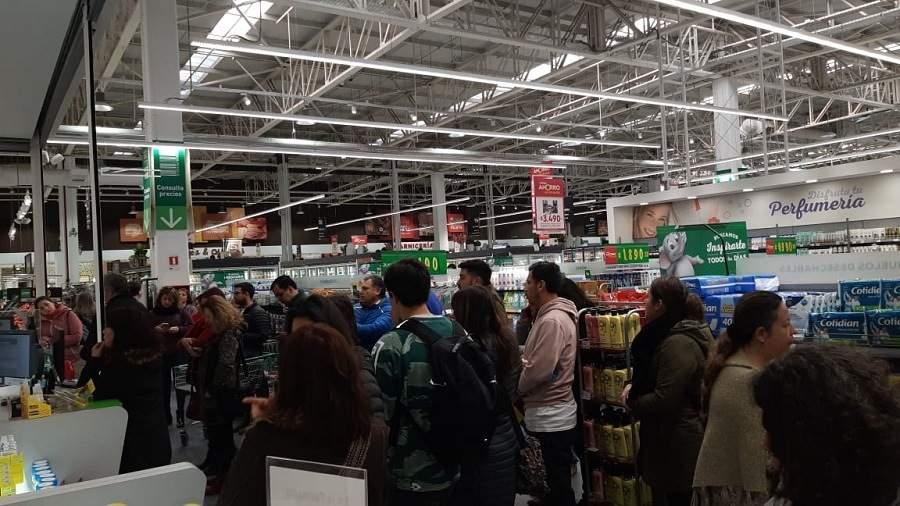 ¿Desabastecimiento de alimentos en Bolivia?