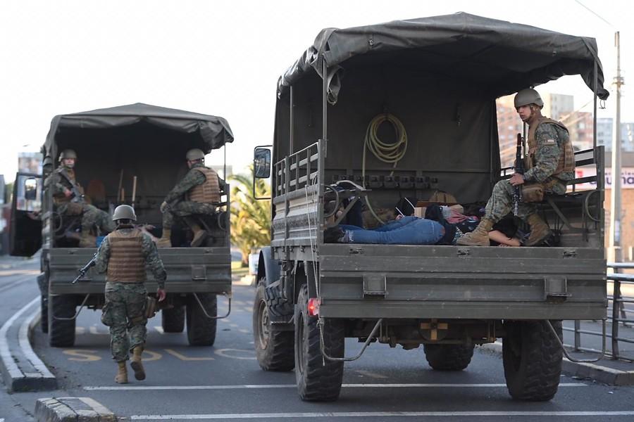Justicia militar rechaza recurso de amparo en favor de soldado que se negó a participar del Estado de Emergencia