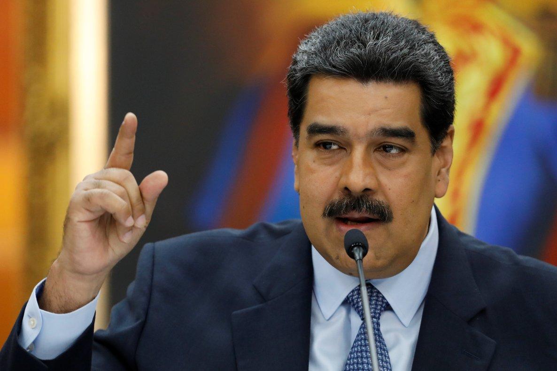 """""""Pura bulla"""": Maduro denuncia que la ONU no ha enviado la ayuda prometida"""