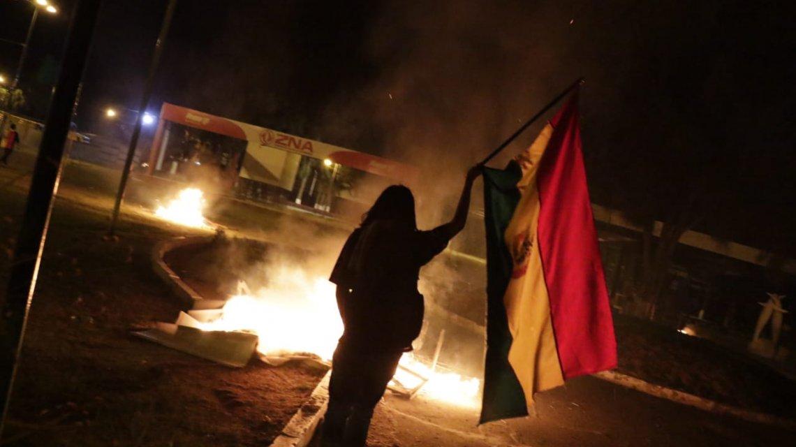 (Fotos) Conoce los destrozos que políticos opositores han aupado en Bolivia