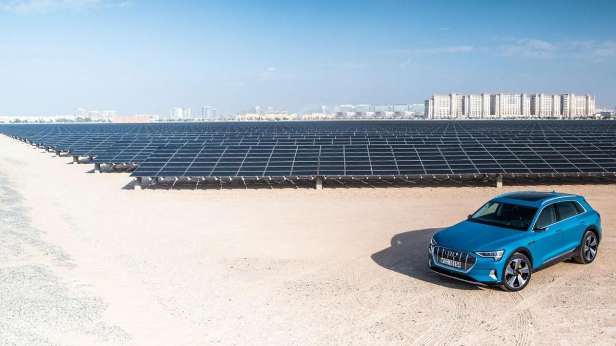 Empresa emiratí construirá la primera planta de energía solar en Uzbekistán
