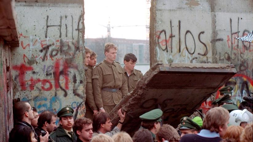 El fin de una época: cronología de la caída del Muro de Berlín