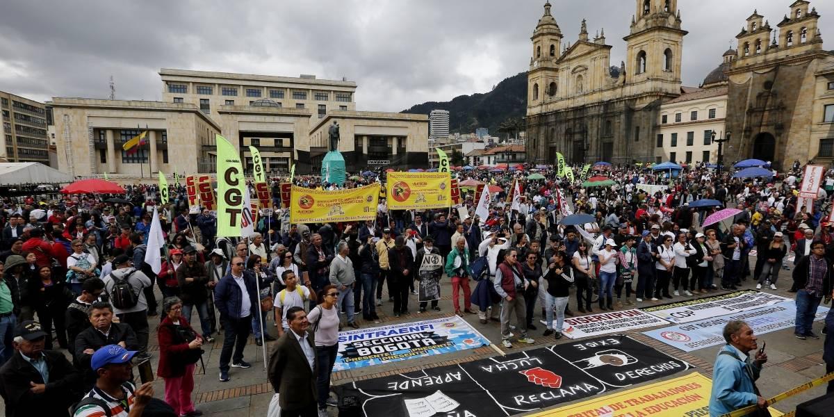Paro nacional en Colombia: contra las políticas neoliberales de Iván Duque