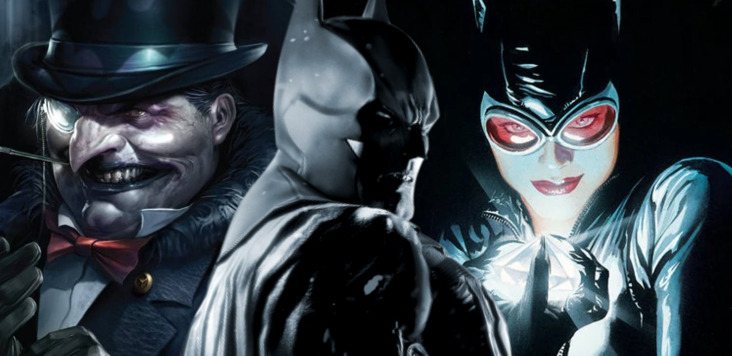 """Estos son los actores que podrían interpretar a Alfred y al Pingüino en """"The Batman"""""""