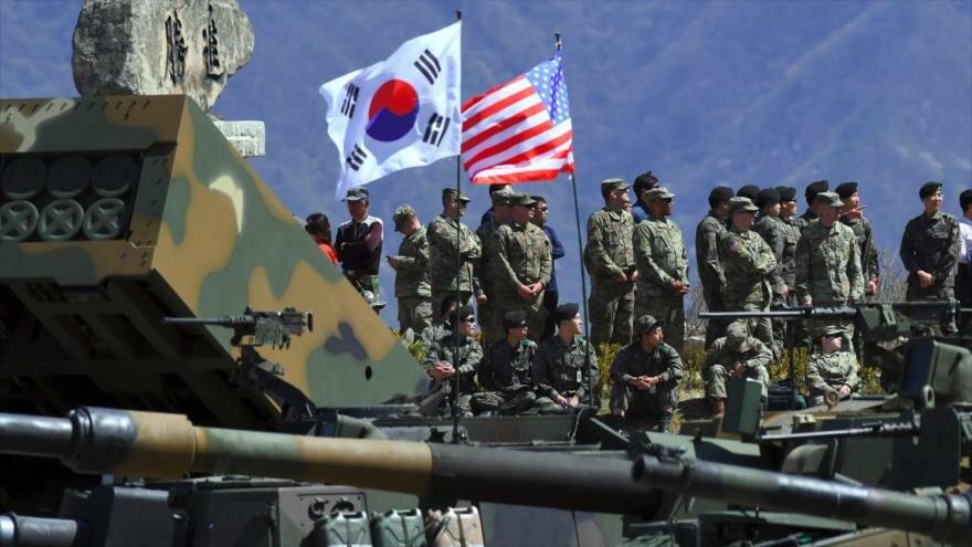 Ejercicio aéreo de EE. UU. es una declaración de confrontación para Corea del Norte