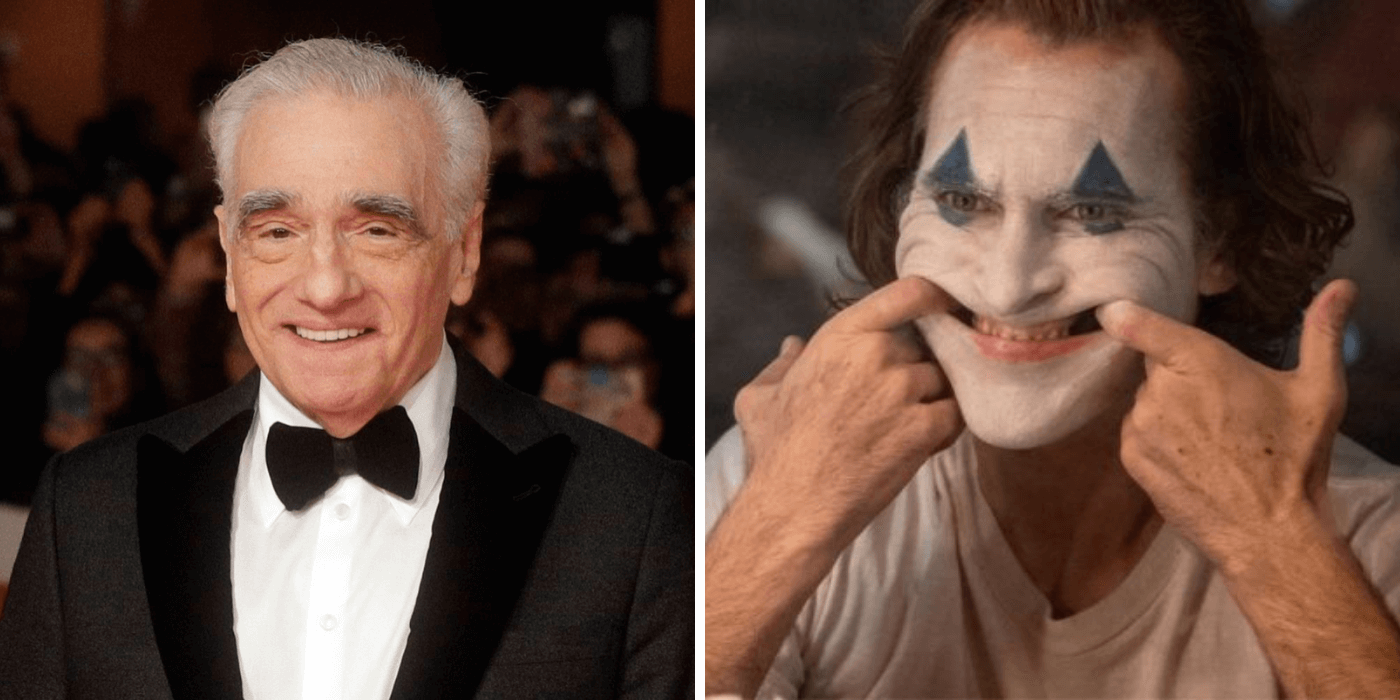 Martin Scorsese revela las razones por las que no produjo Guasón