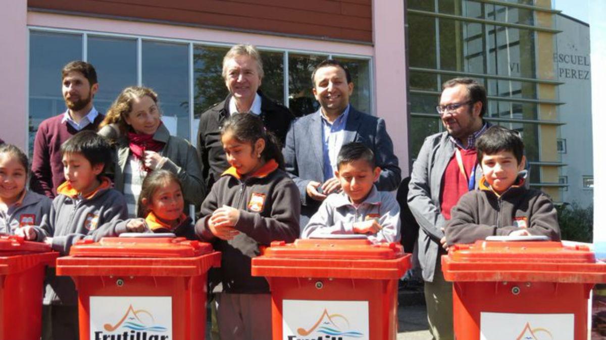 ¡Cuida tu medioambiente! Lanzan campaña de recolección de pilas usadas en Frutillar