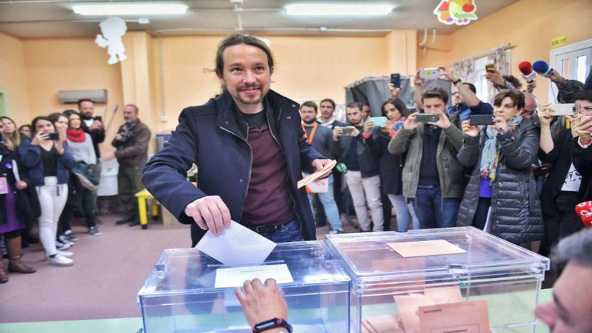 Pablo Iglesias dispuesto a formar un gobierno de coalición en España