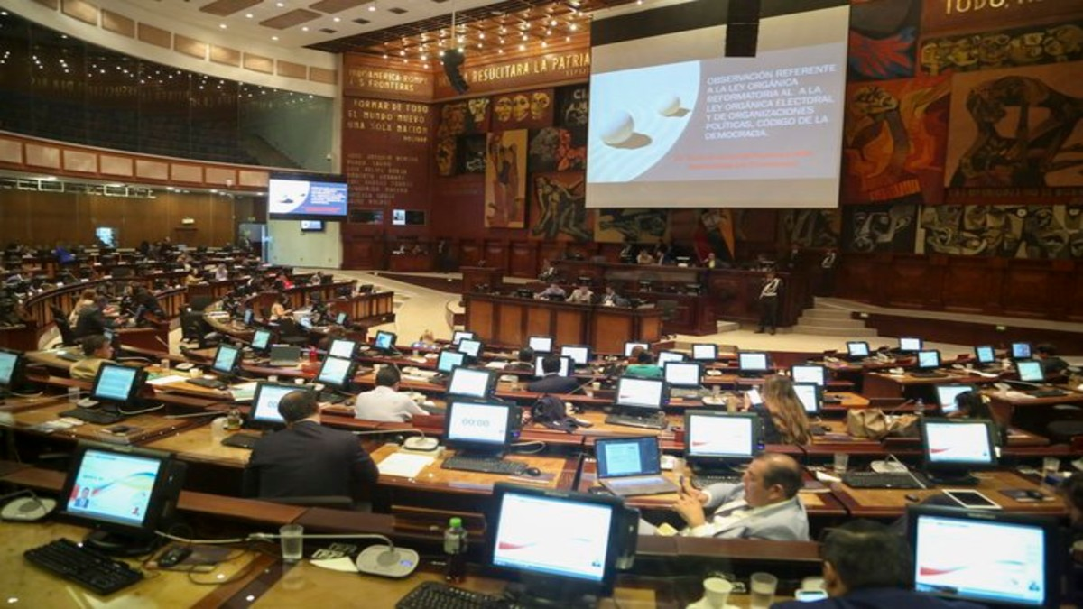 Asamblea de Ecuador aprueba Código de Salud que incluye aborto por emergencia