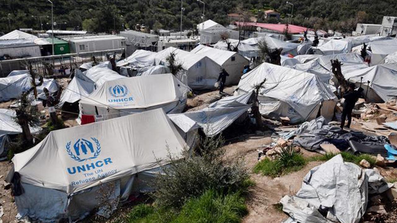 Campos de concentración en Grecia: el purgatorio de inmigrantes pagado por la UE
