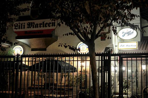 """Restaurante """"Lili Marleen"""" de Providencia anunció su cierre """"por razones de seguridad&# ... - El Ciudadano"""