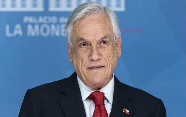 Piñera pide celeridad para aprobar Proyectos de Ley e intensificar la represión