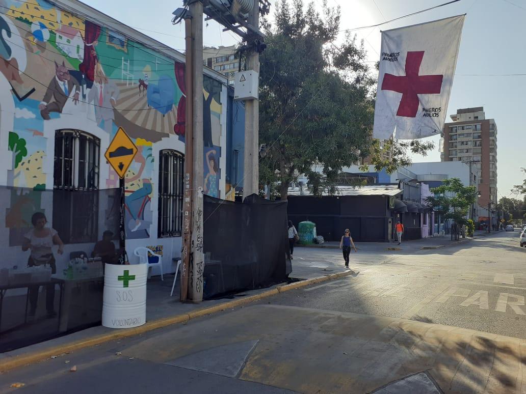 Vecinos de Bellavista denuncian ataque de Fuerzas Especiales: Gasearon punto de primeros auxilios y afectaron a niños