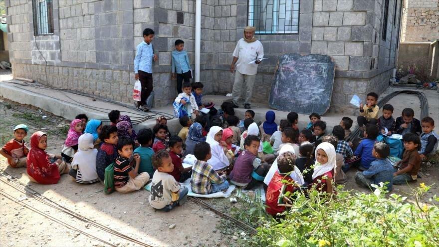 Unicef: Más de 12 millones de niños necesitan asistencia por sangriento conflicto en Yemen