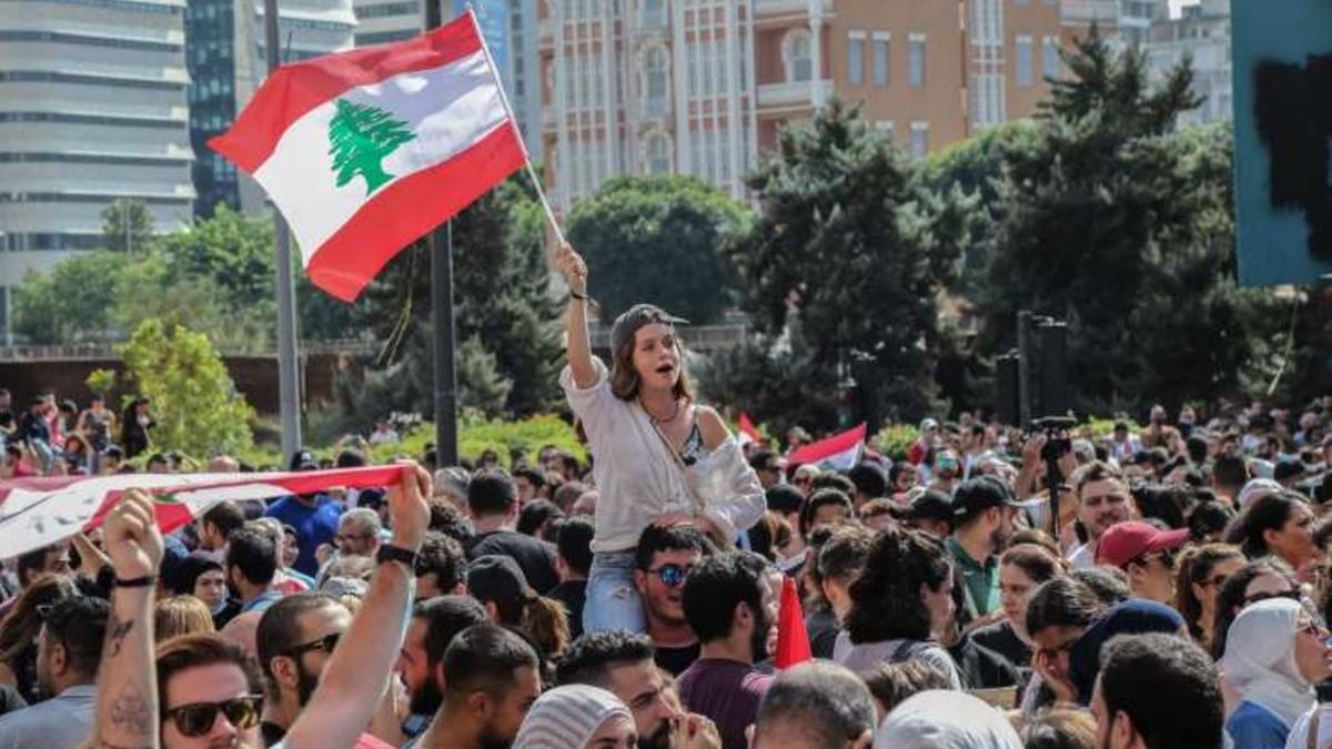 Protestas en El Líbano no escapan de las fakes news