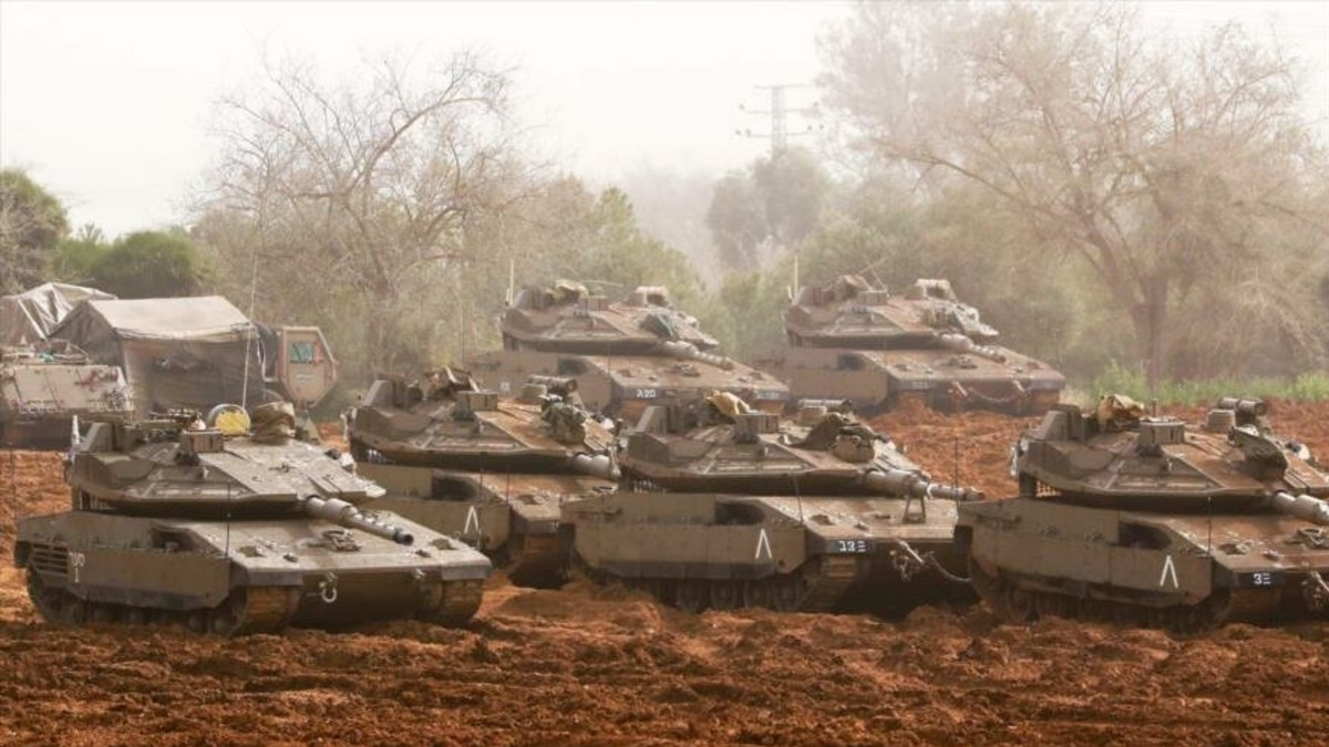 Ministro israelí advierte una posible operación militar contra Gaza