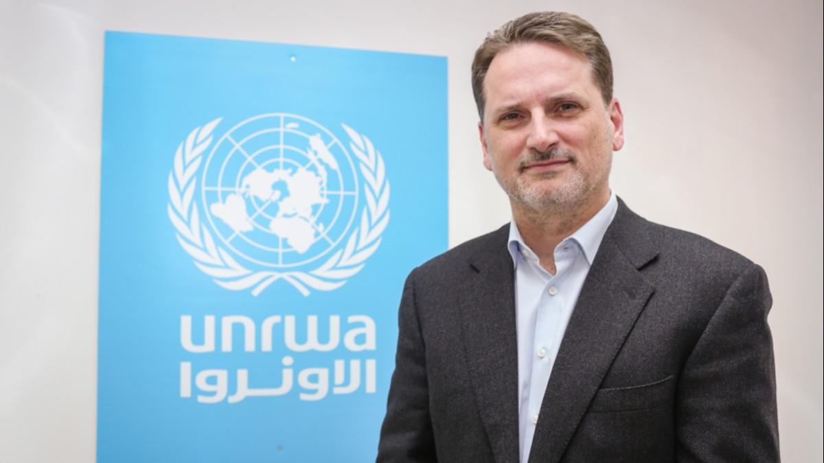 Dimite jefe de la Agencia de las Naciones Unidas para los Refugiados de Palestina