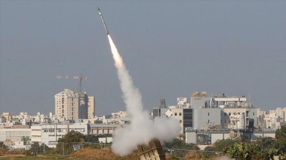 Movimiento de liberación palestino ataca con misiles Tel Aviv en venganza por la muerte de uno de sus miembros