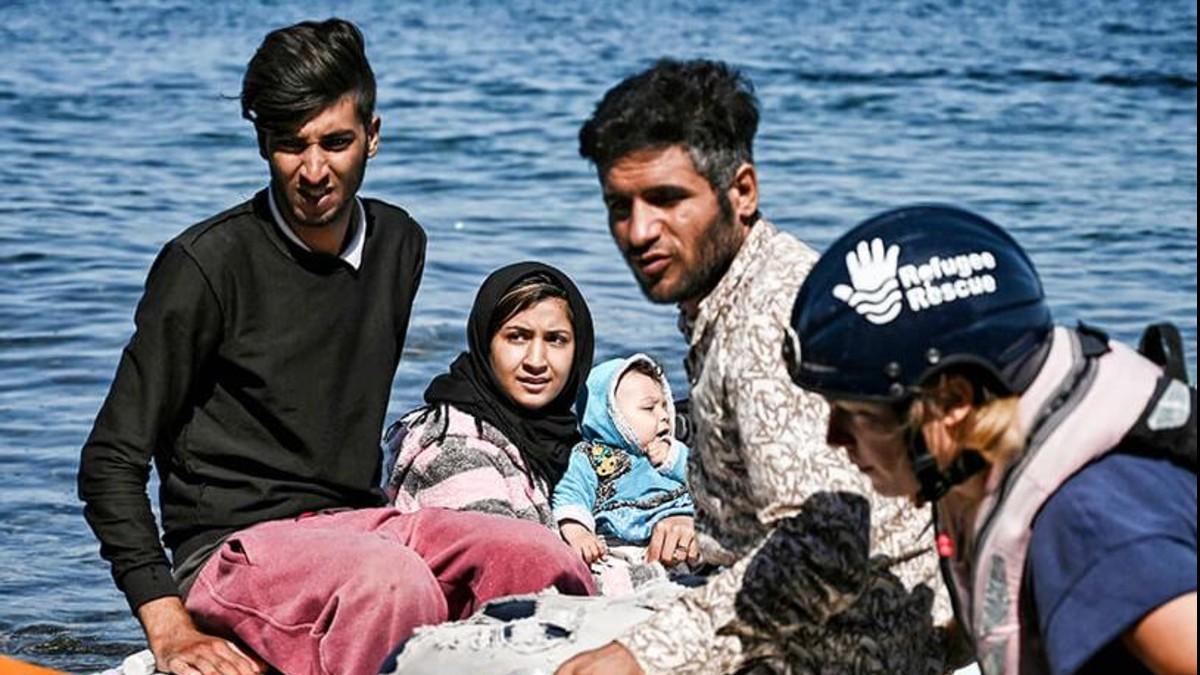 Arrestan en Grecia a dos sospechosos por tráfico de migrantes de Turquía a Europa