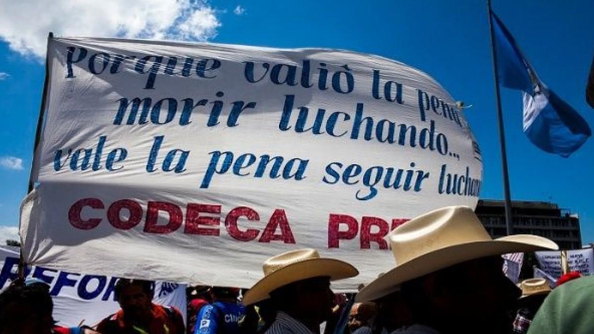 Guatemala: Comité campesino denuncia asesinato de líder indígena Ángel Guzmán