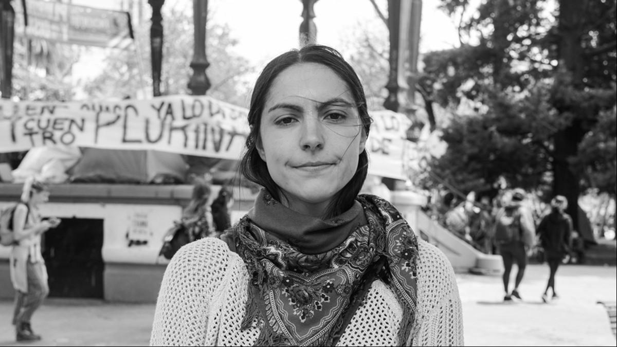 """Activista Kurda Alessia Dro: """"Lo que el pueblo Kurdo nos está demostrando una vez más es la lucha por la humanidad"""""""