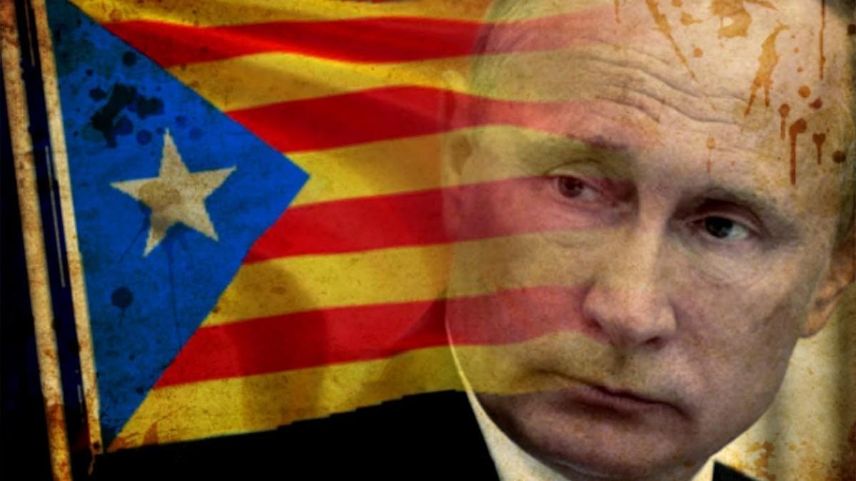 ¿Rusia metida de lleno en el proceso independentista catalán?