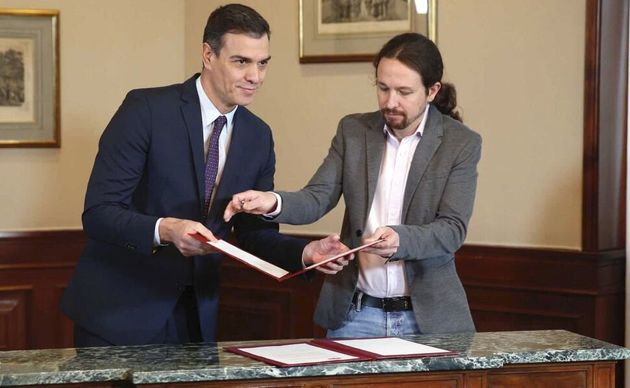 Militancia del PSOE respaldó con 92% el acuerdo de Gobierno con Podemos