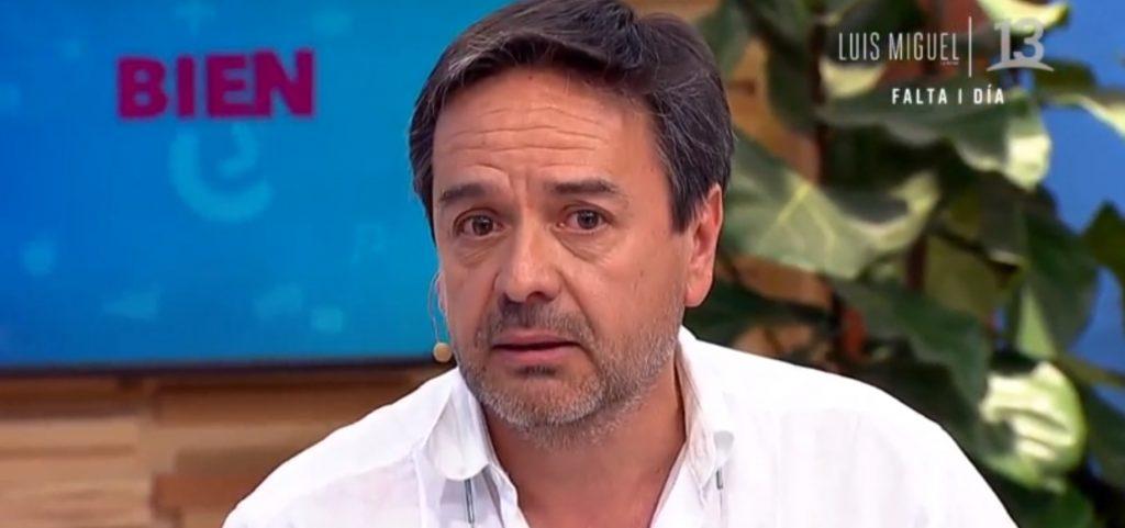 """Claudio Arredondo: """"Chile necesita que se cambie esta Constitución"""""""