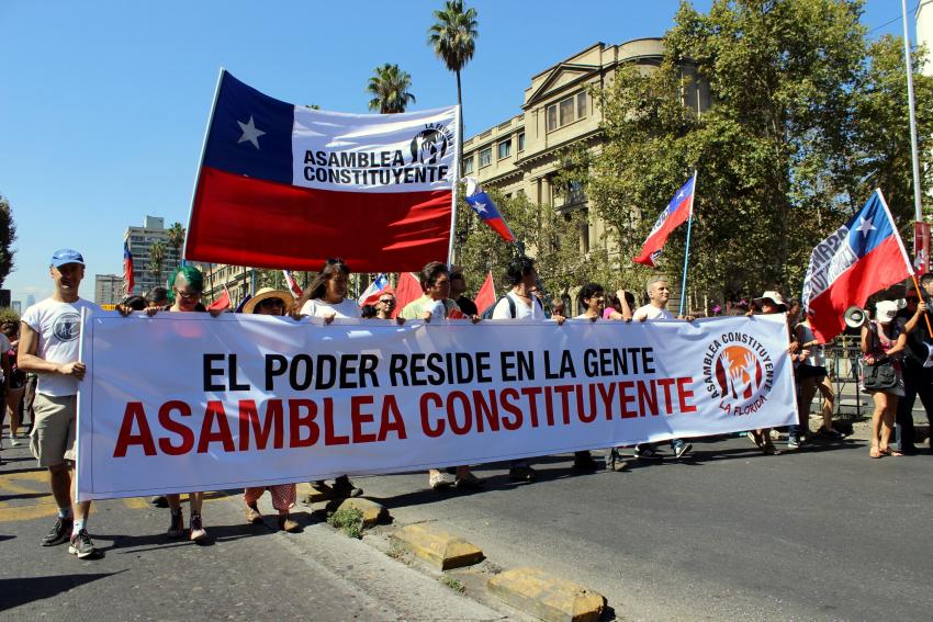 Unidad Para el Cambio propone que la propia Asamblea Constituyente defina su quórum