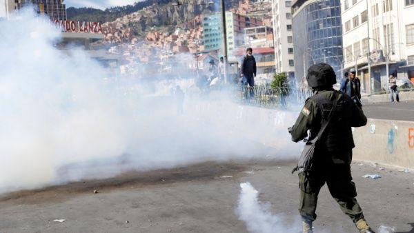 «Sí, participa»: Rusia denuncia intervención de EE.UU. en crisis política y social de Bolivia
