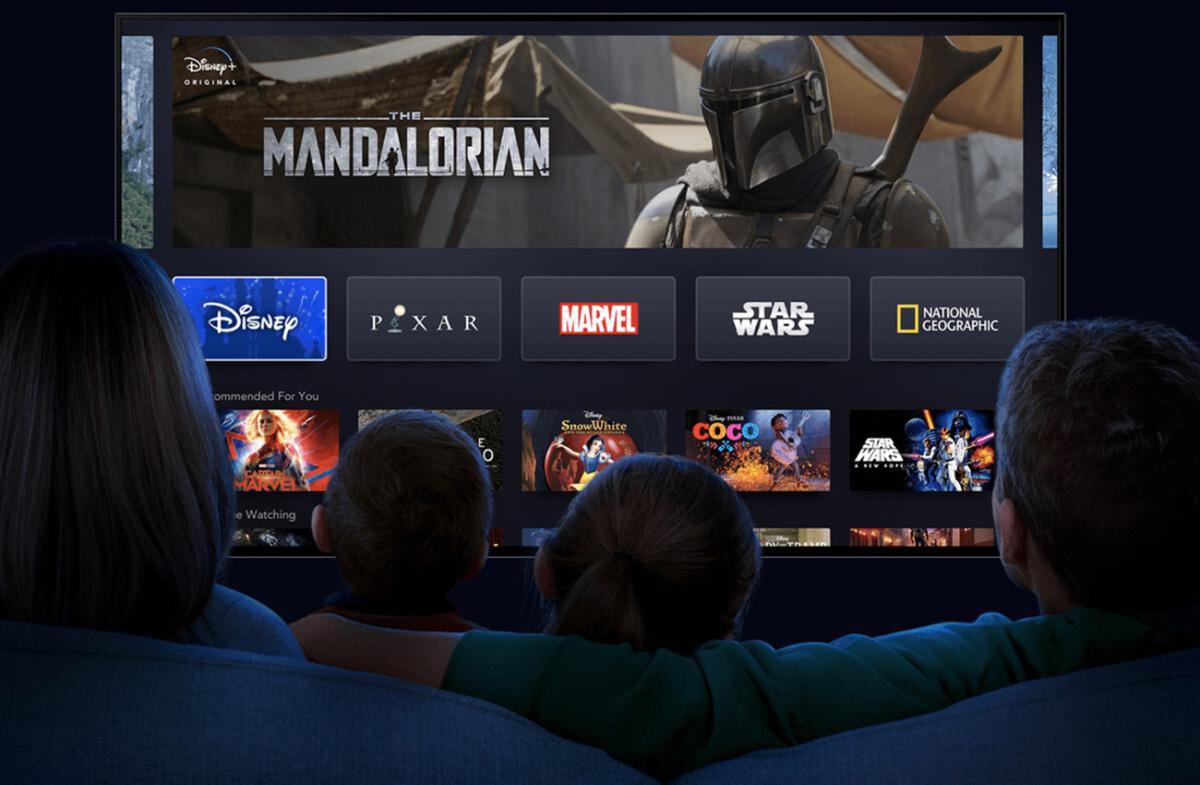 Disney+ hace temblar a Netflix: en su primer día captó asombrosa cifra de suscriptores