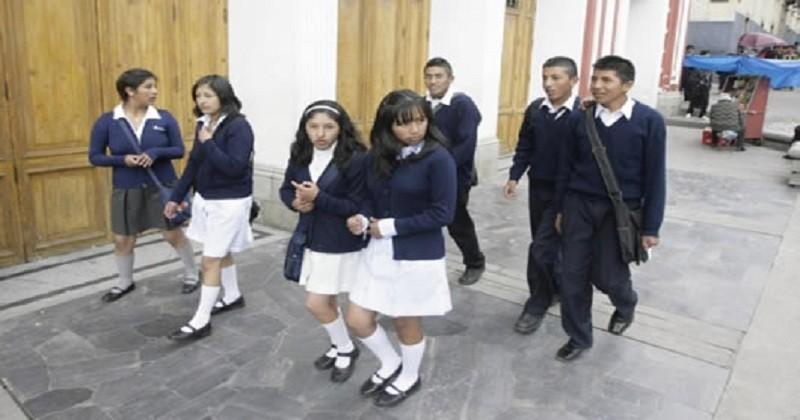 Bolivia: Actividades escolares podrían recuperarse en el mes de enero