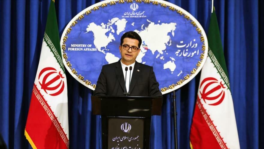 Irán acusa a Francia de perjudicar esfuerzos para salvar acuerdo nuclear