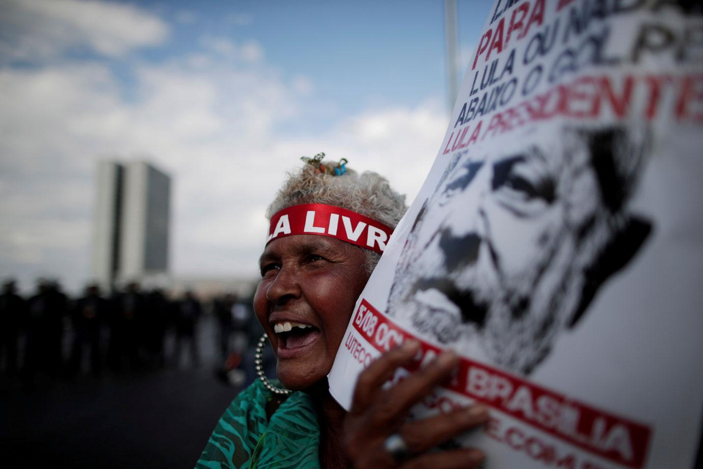 ¿Lula libre? Tribunal Supremo de Brasil le otorgaría la libertad