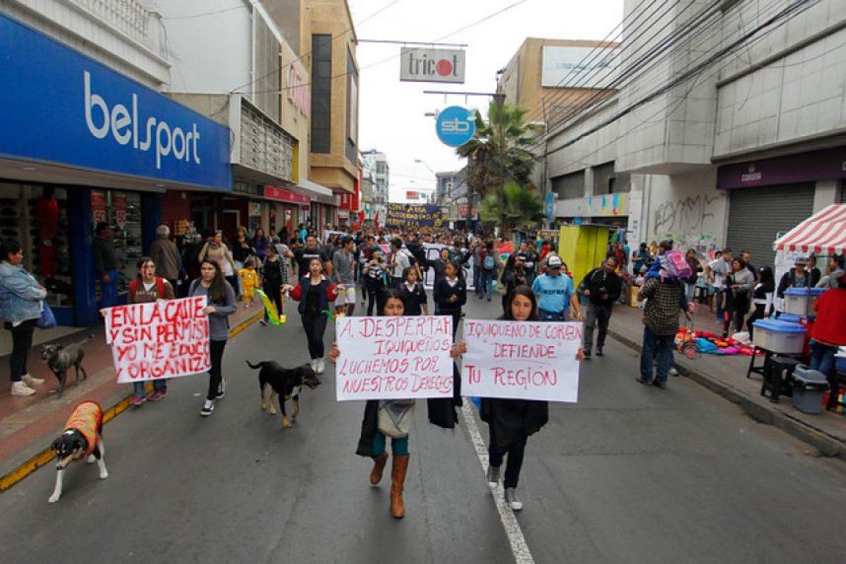 Tarapacá: Asociación de Abogadas Feministas asesora a detenidos en las manifestaciones - El Ciudadano