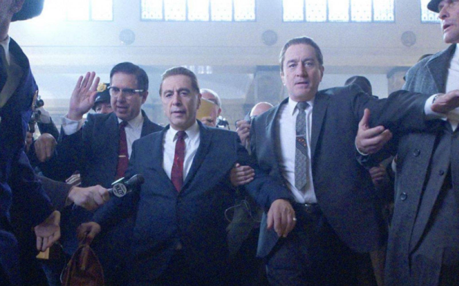 ¿A partir de qué hora de este 27 de noviembre estará disponible en Netflix The Irishman, de Scorsese?