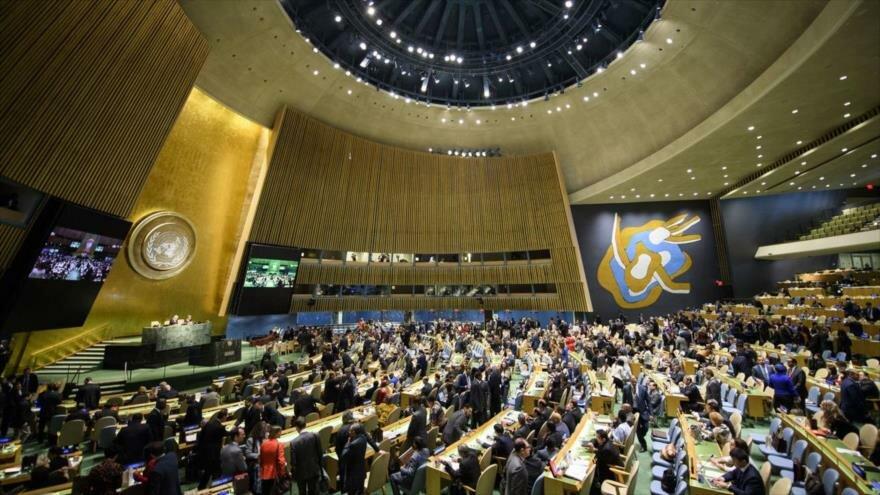 Aprueban en la ONU resolución que rechaza imposición de medidas económicas unilaterales