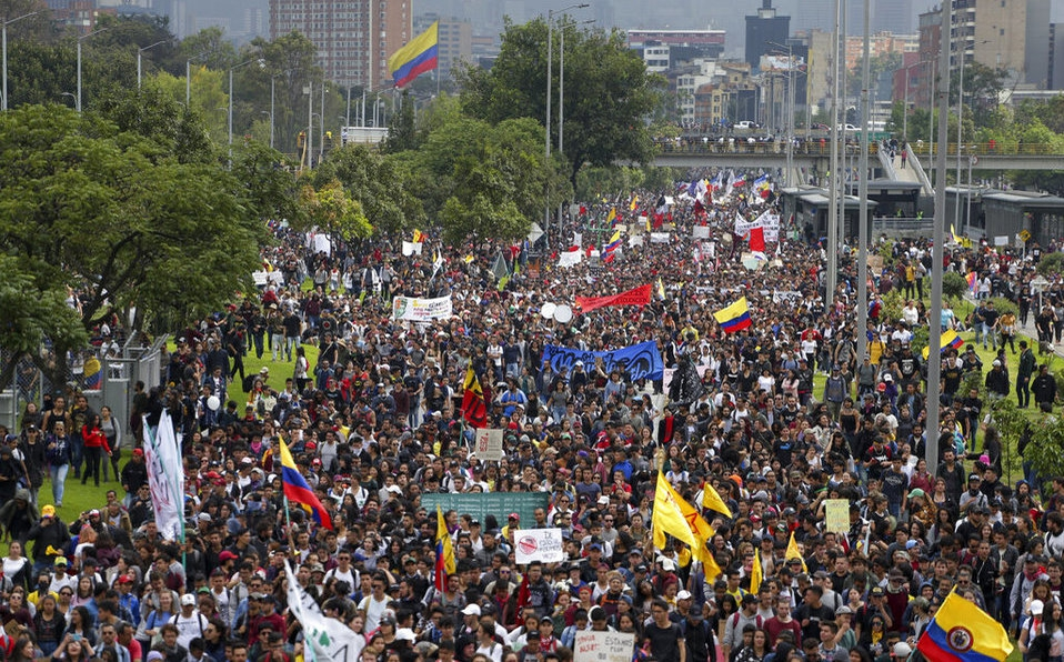 Paro en Colombia demostró al mundo cómo Iván Duque está destruyendo al país