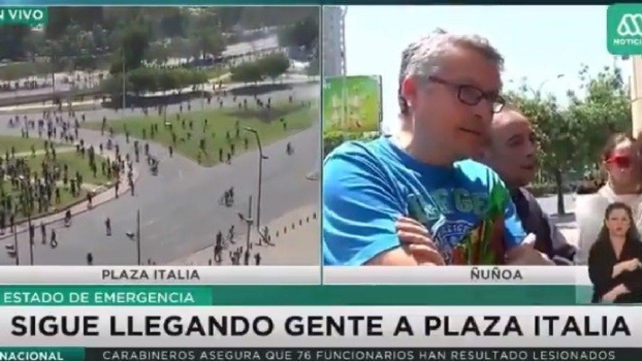 Mega y su noticiero encabezan denuncias ante el Consejo Nacional de Televisión por cobertura de protestas
