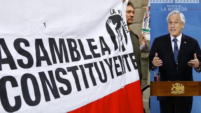 Piñera tiene oportunidad de hacer historia: renunciando o llamando Asamblea Constituyente