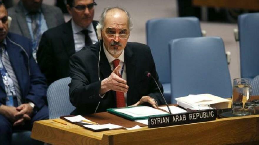 Siria denuncia que sanciones siguen agravando el sufrimiento de su pueblo