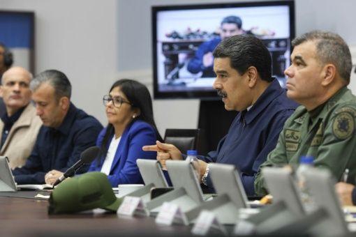 Maduro exige a Bolsonaro detención de terroristas implicados en asalto a cuartel