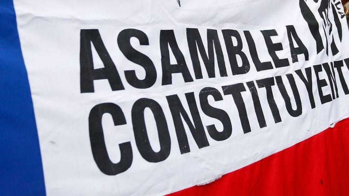 Opción de Asamblea Constituyente logró un 83% de preferencias frente a un 73% de la Convención Constitucional