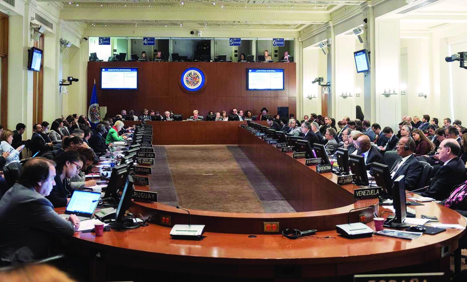 ¡Otra derrota de EE. UU.!: Aprueban en la OEA resolución que rechaza violencia racial contra indígenas en Bolivia