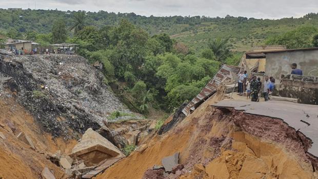 Drama: Avalancha en mina de oro del Congo dejó al menos 30 muertos