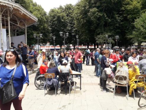 Por una nueva Constitución:  sobre el 80% se inclinó por un cambio en la Consulta Ciudadana Municipal