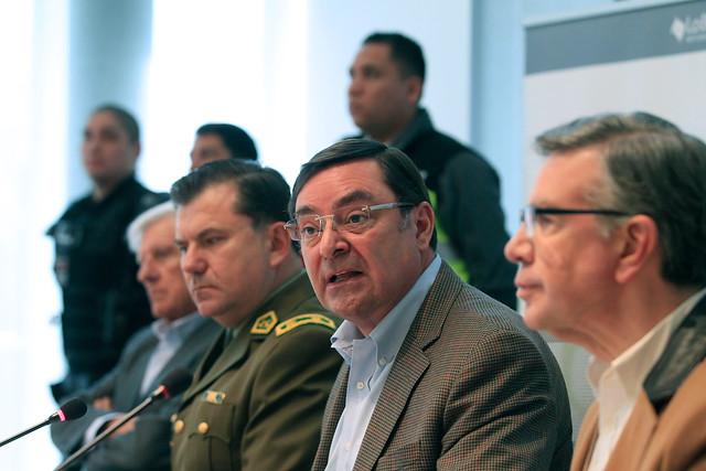 INDH por acusación constitucional contra Guevara: «Derecho a reunión debe ser respetado y garantizado por el Estado»