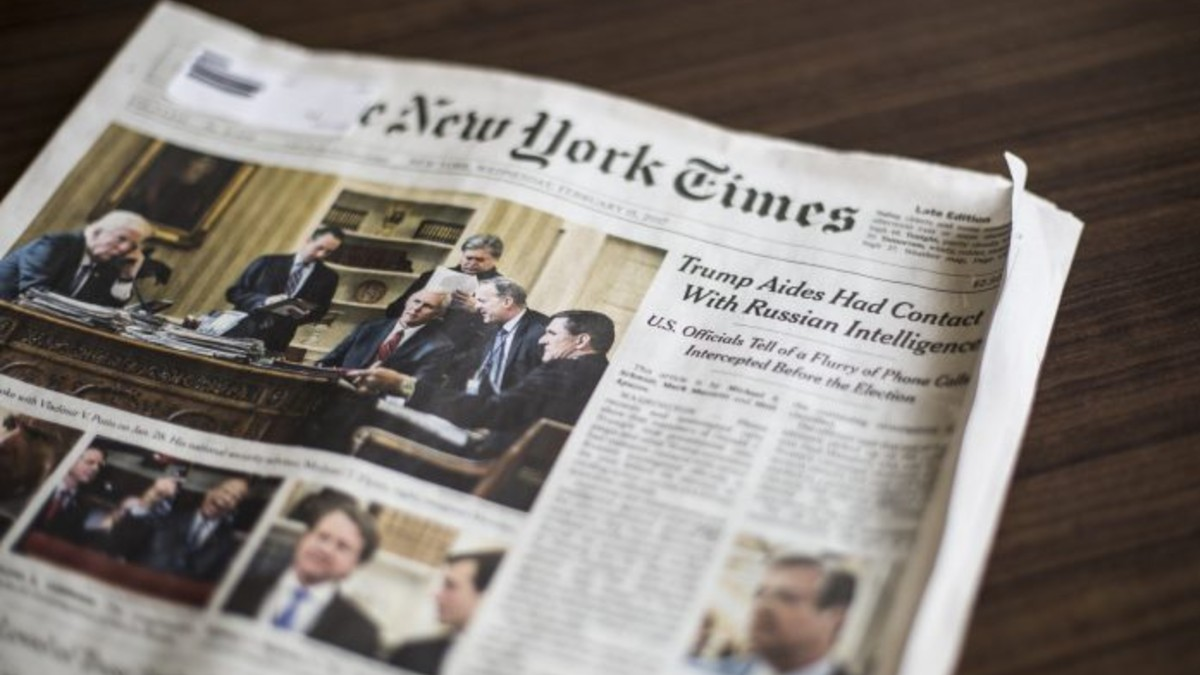 Moscú: The New York Times miente sobre presunto ataque de aviones rusos a campo de refugiados en Siria