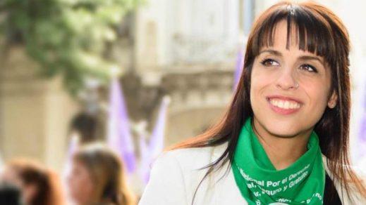 Activista Victoria Donda: