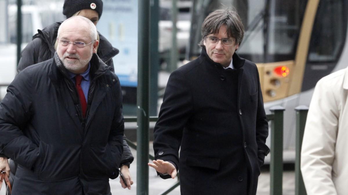 La Eurocámara reactivará el proceso para levantar la inmunidad de Puigdemont